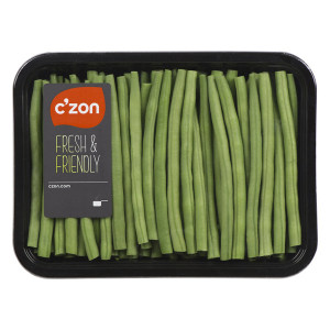 haricots verts eboutes