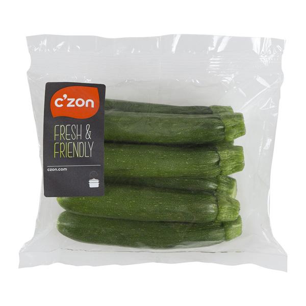 CZON Mini courgettes sachet 250g