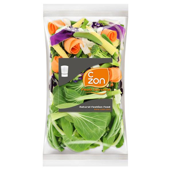 Mélange de légumes pour wok C'ZON