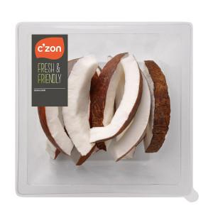 CZON barquette noix de coco