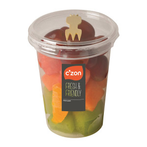CZON shaker salale fruits