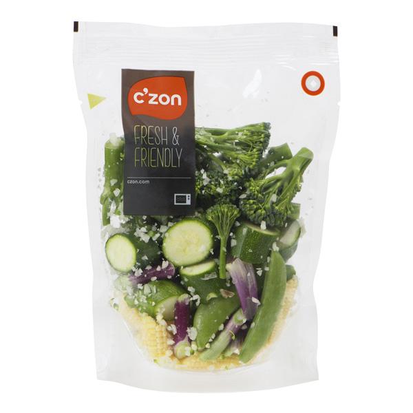 CZON Légumes gourmands MO2