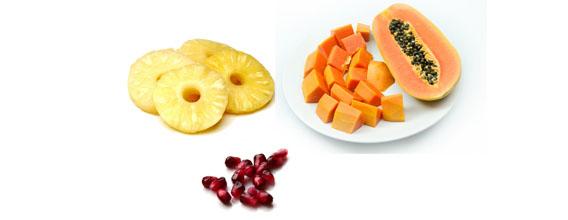 fruits nouveaux