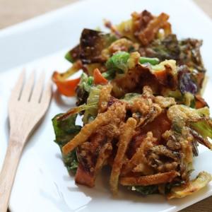 galettes rustiques legumes