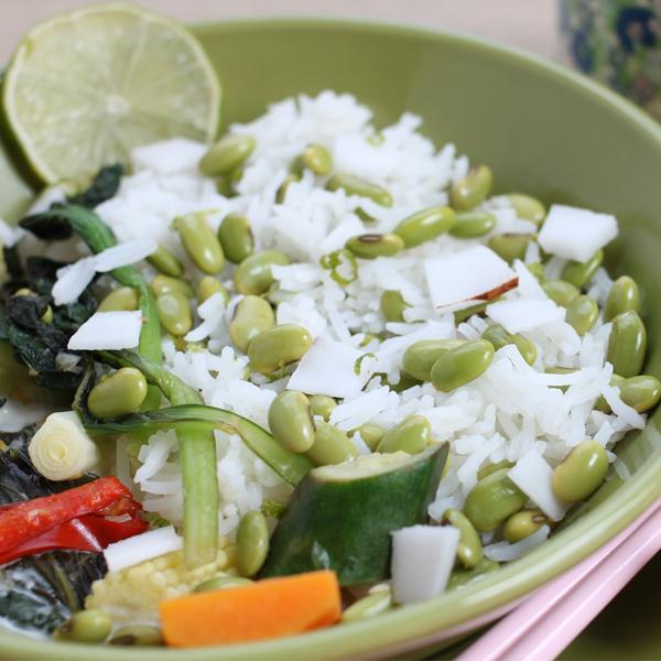 wok legumes edamame coco