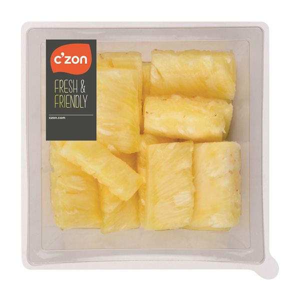 CZON barquette ananas