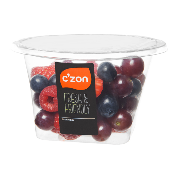 bol de fruits rouges CZON