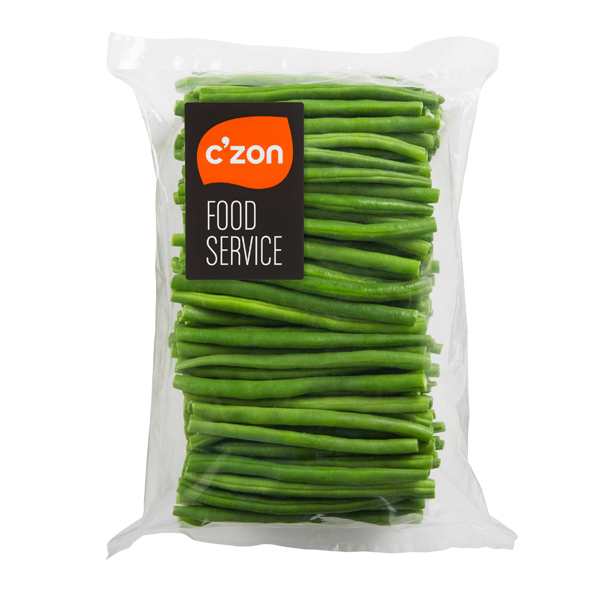 Haricots verts CZON Food service