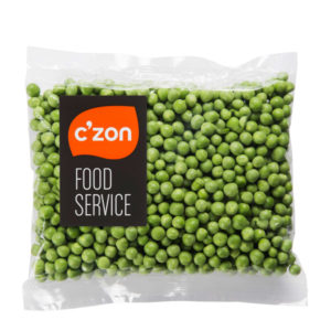 Petits pois frais écossés C'ZON Food Service