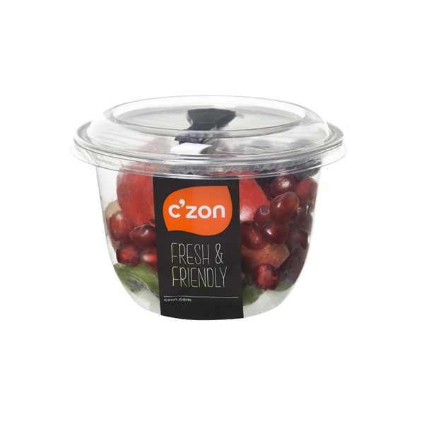 Cup kiwi fruits rouges CZON